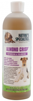 Nature's Specialties Alond Crisp Shampoo, 32:1, 473 ml