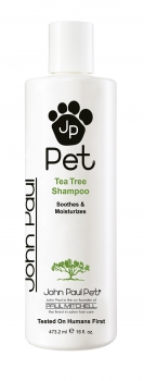 John Paul Pet Tea Tree Shampoo, 473 ml