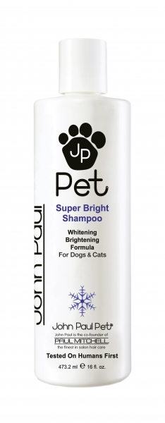 John Paul Pet Super Bright Shampoo, 473 ml